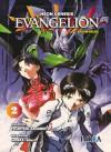 Neon Genesis Evangelion #2: Chicos y cuchillos (Evangelion Edición Deluxe 2) - Yoshiyuki Sadamoto, Gainax, Agustín Gómez Sanz