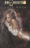 Prohibited Book - Luis Royo