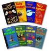 Pratchett 8 Book Set: Night Watch / Truth / Carpe Jugulum / Color of Magic / Fifth Elephant / Light Fantastic / Equal Rights / Thief of Time - Terry Pratchett
