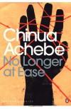 No Longer at Ease - Chinua Achebe