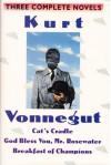 Cat's Cradle/God Bless You Mr. Rosewater/Breakfast of Champions - Kurt Vonnegut