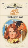 That Boston Man - Janet Dailey