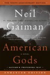 American Gods (Enhanced with Audio/Video) - Neil Gaiman