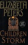 Children of the Storm (Amelia Peabody, #15) - Elizabeth Peters