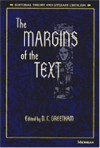 The Margins of the Text (Editorial Theory and Literary Criticism) -