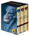 Eragon-Schuber Band 1-3: Sonderausgabe: Limitierte Sonderausgabe: Bd 1-3 - Christopher Paolini