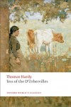 Tess of the d'Urbervilles - Thomas Hardy, Simon Gatrell, Juliet Grindle, Nancy Barrineau