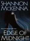 Edge of Midnight (McClouds & Friends #4) - Shannon McKenna