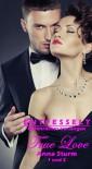 True Love 1 + 2: Entfesselt + Gefährliches Verlangen (True Love - Reihe) - Anna Sturm