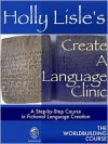Holly Lisle's Create A Language Clinic - Holly Lisle