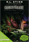Fear Games (Nightmare Room Thrillogy #1) - R. L. Stine