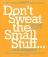 Dont Sweat The Small Stuff - Richard Carlson
