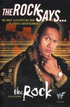 The Rock Says... - The Rock, Joe Layden, WWF