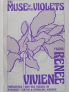 The Muse of the Violets: Poems - Renee Vivien