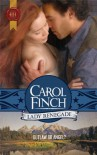 Lady Renegade (Harlequin Historical) - Carol Finch