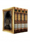 The George R.R. Martin Song Of Ice and Fire Hardcover Box Set featuring A Game of Thrones, A Clash of Kings, A Storm of Swords, and A Feast for Crows (Amazon Exclusive) (Song of Fire and Ice) - George R.R. Martin