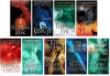 The Complete Riley Jensen Series Collection 1-9 (#1 Full Moon Rising, #2 Kissing Sin, #3 Tempting Evil, #4 Dangerous Games, #5 Embraced By Darkness, #6 The Darkest Kiss, #7 Deadly Desire, #8 Bound to Shadows, #9 Moon Sworn) - Keri Arthur