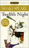 Twelfth Night: or, What You Will - William Shakespeare