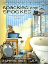 Spackled and Spooked (A Do-It-Yourself Mystery #2) - Jennie Bentley, Jenna Bennett