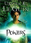 Powers  - Ursula K. Le Guin