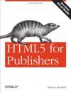Html5 for Publishers - Sanders Kleinfeld
