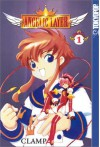 Angelic Layer, Vol. 01 - CLAMP
