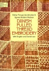 Danish Pulled Thread Embroidery (Dover Needlework) - Esther Fangel;Francis A. Davis