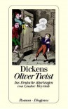 Oliver Twist - Charles Dickens, Gustav Meyrink