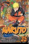 Naruto, Vol. 35: The New Two - Masashi Kishimoto