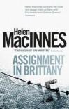 Assignment in Brittany - Helen MacInnes