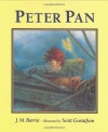 Peter Pan - J.M. Barrie, Scott Gustafson