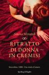 Ritratto di donna in Cremisi (Pandora) - Simona Ahrnstedt