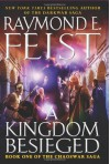A Kingdom Besieged - Raymond E. Feist