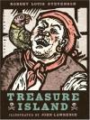 Treasure Island - Robert Louis Stevenson, John Lawrence