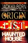 J.A. Konrath / Jack Kilborn Trilogy - Three Scary Thriller Novels (Origin, The List, Haunted House) - J.A. Konrath, Jack Kilborn