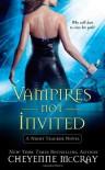 Vampires Not Invited - Cheyenne McCray