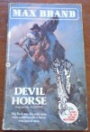 Devil Horse: Man B - Max