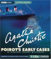 Poirot's Early Cases: 18 Hercule Poirot Mysteries - David Suchet, Hugh Fraser, Agatha Christie