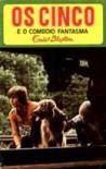 Os Cinco e o Comboio Fantasma (Os Cinco, #7) - Enid Blyton, Maria da Graça Moctezuma