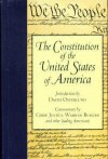 The Constitution of the United States of America - James Madison, David Osterlund, Warren Burger