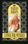 A Fool for Murder - Marian Babson