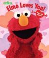 Elmo Loves You!: The Pop-Up - Sesame Workshop