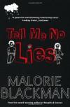 Tell Me No Lies - Malorie Blackman