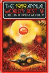 The 1989 Annual World's Best SF - John Shirley