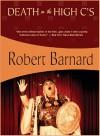 Death on the High C's - Robert Barnard