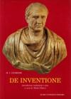 De inventione. Testo latino. Traduzione italiana a fronte - M. Tullio Cicerone