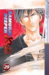 Samurai Deeper Kyo, Volume 29 - Akimine Kamijyo