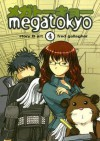 Megatokyo, Volume 4 - Fred Gallagher, Sarah Gallagher, Dominic Nguyen