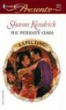 The Paternity Claim (Harlequin Presents, #2371) - Sharon Kendrick