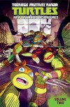 Teenage Mutant Ninja Turtles: New Animated Adventures, Volume 2 - Kenny Byerly, Cullen Bunn, Brian Smith, Adam Archer, Darío Brizuela, Chad Thomas